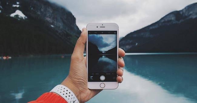 Уменьшить фото для инстаграм без обрезания