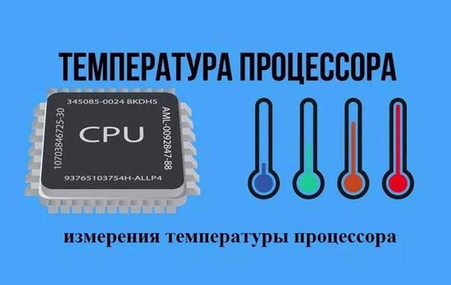 Как узнать на сколько нагрелся процессор