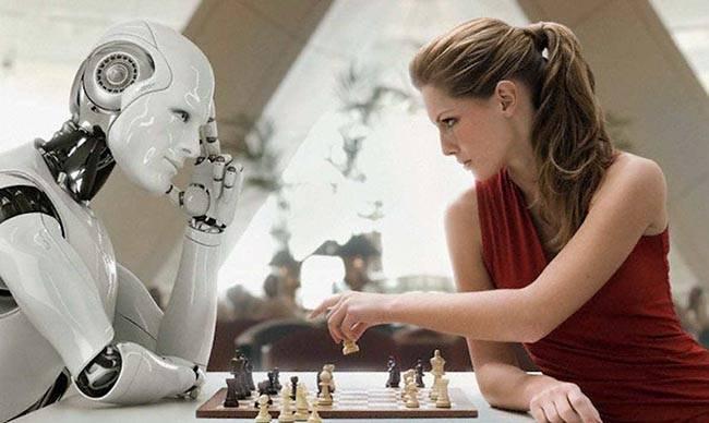 Шахматы против компьютера с разными уровнями