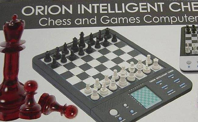 преимущества orion intelligent chess