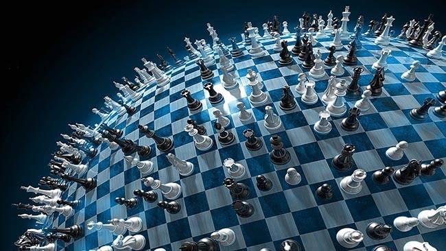 Шахматы онлайн на двух компьютерах