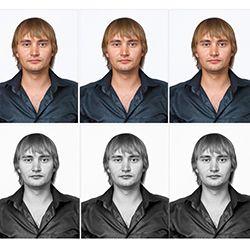 Обработка фото на паспорт