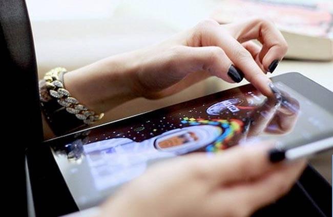 Как вывести изображение с планшета на компьютер