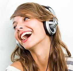 Слушать приятную музыку для работы за компьютером