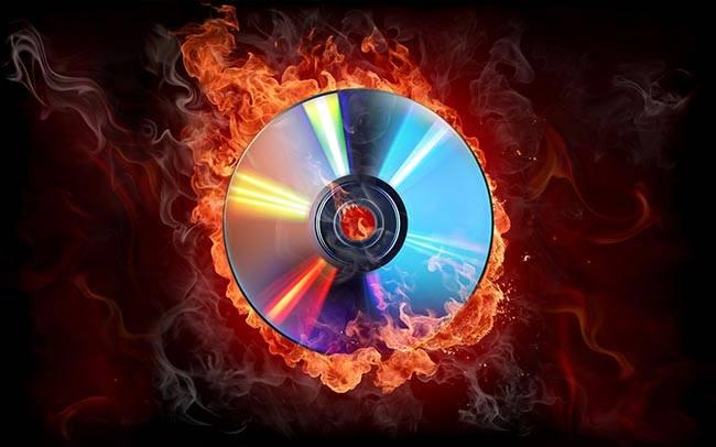 Как записать музыку на диск на ноутбуке