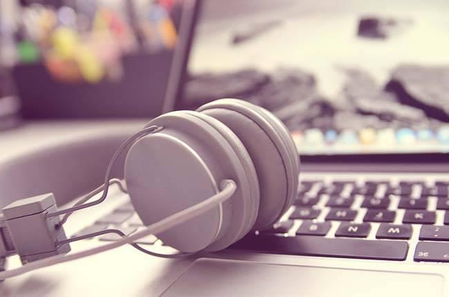 Ноутбук для записи музыки