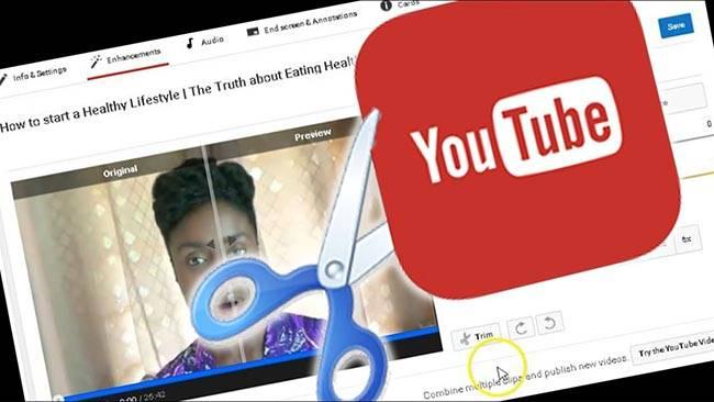 Как обрезать видео из youtube