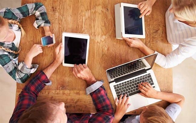 Что нужно сделать, чтобы поделиться интернетом с другим