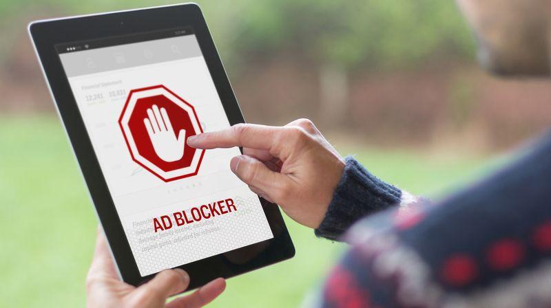 адблок блокирует рекламу